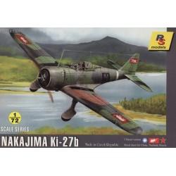 1/72 Nakajima Ki-27b kit