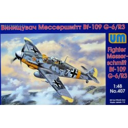 1/48 Messerschmitt Bf 109G-6/R3 kit