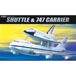 Space Shuttle & NASA Transport - 1/288 kit