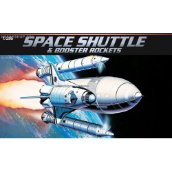 Space Shuttle & Booster Rockets - 1/288 kit