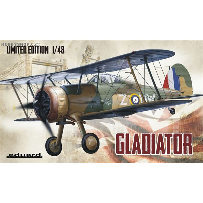 Gladiator - 1/48 kit
