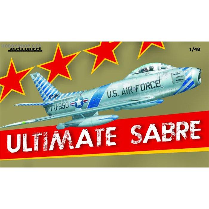 Ultimate Sabre - 1/48 kit