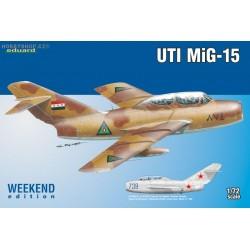 UTI MIG-15 Weekend - 1/72 kit
