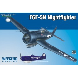 F6F-5N Nightfighter Weekend - 1/72 kit