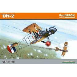 DH-2 ProfiPACK - 1/48 kit