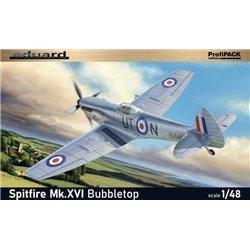 Spitfire Mk.XVI Bubbletop ProfiPACK - 1/48 kit