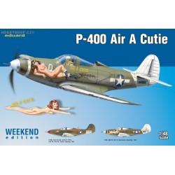P-400 Air A Cuttie Weekend - 1/48 kit
