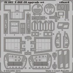 F-86F-30 upgrade set - 1/48 PE set