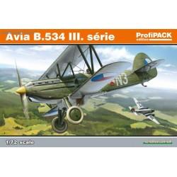 Avia B.534 III. série ProfiPACK - 1/72 kit