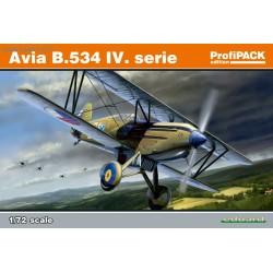Avia B.534 IV.série ProfiPACK - 1/72 kit