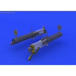Vickers Mk.I WWI gun - 1/32 update set