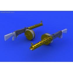 MG 14 Parabellum WWI gun - 1/32 update set