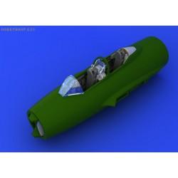 UTI MiG-15 cockpit - 1/72 update set