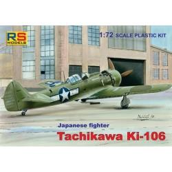 Tachikawa Ki-106 USA - 1/72 kit