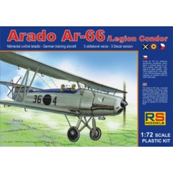 Arado 66 Spanish A.F. - 1/72 kit