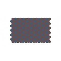 Marine lozenge - brown hexagons - 1/72 decal