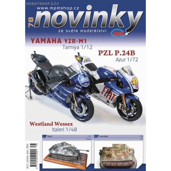 Novinky No.78 magazine