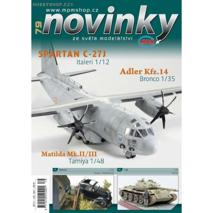 Novinky No.79 magazine