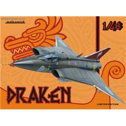 Draken Limited edition - 1/48