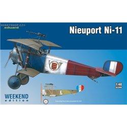 Nieuport Ni-11 Weekend - 1/48