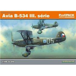 Avia B-534 III serie ProfiPACK - 1/48