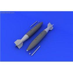 Mk.84 bombs - 1/32 update set