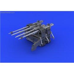 Mosquito FB Mk.VI nose guns - 1/32 update set