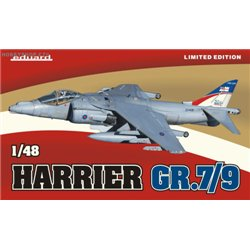 Harrier GR.7/9 Limited - 1/48 kit