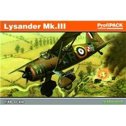 Lysander Mk. III ProfiPACK - 1/48 kit
