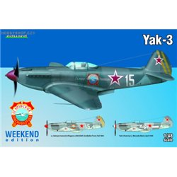 Yak-3 Weekend - 1/48 kit