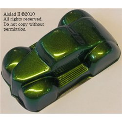 Alclad 203 Prismatic Jade Gold to Green