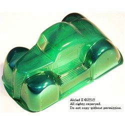 Alclad 404 Transparent green