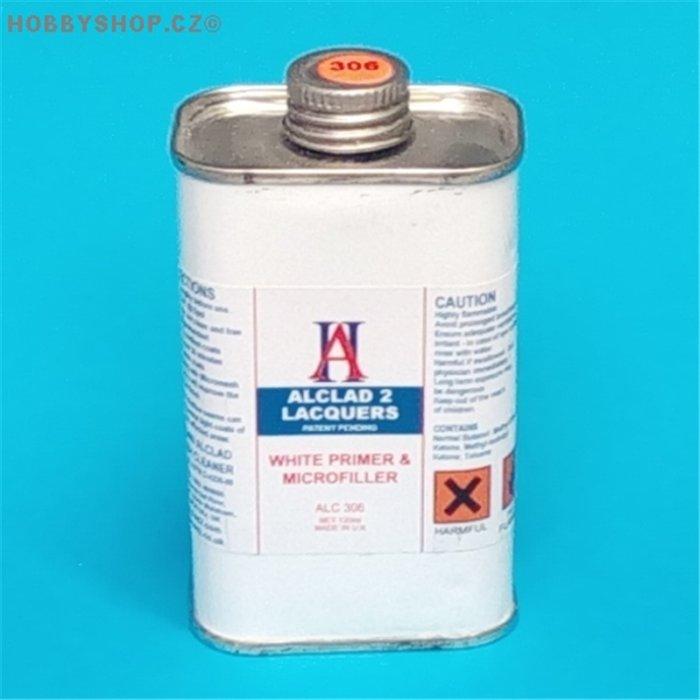 Alclad 306 White primer and microfiller