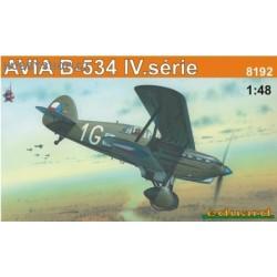 Avia B-534 IV. serie ProfiPACK - 1/48 kit