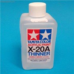 Tamiya Ředidlo 250 ml pro akrylové barvy