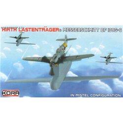 Hirth Lastenträger & Bf 109G-6 Mistel - 1/72 kit