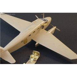 Caudron C-445 Goeland - 1/72 PE set