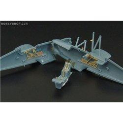 Avia B-534 (all versions) - 1/144 PE set