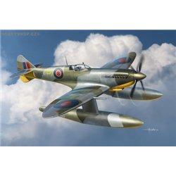 Spitfire Mk.IX Floatplane - 1/72 kit