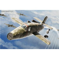 Bachem Ba-349 A Natter (two in box) - 1/144 kit