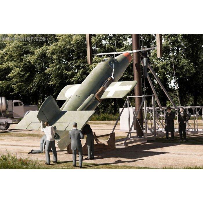Bachem Ba-349 M52/M58 (two in box) - 1/144 kit