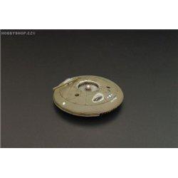 Avrocar VZ-9 What-if - 1/144 resin kit