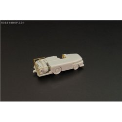 MD-3 USN Fire tractor small - 1/144 resin kit