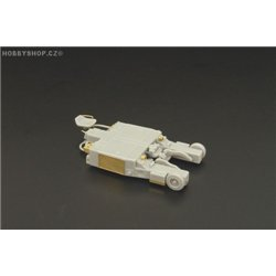 A/S32A-32 Spotting dolly tractor - 1/144 resin kit