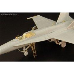 F/A-18C - 1/144 PE set
