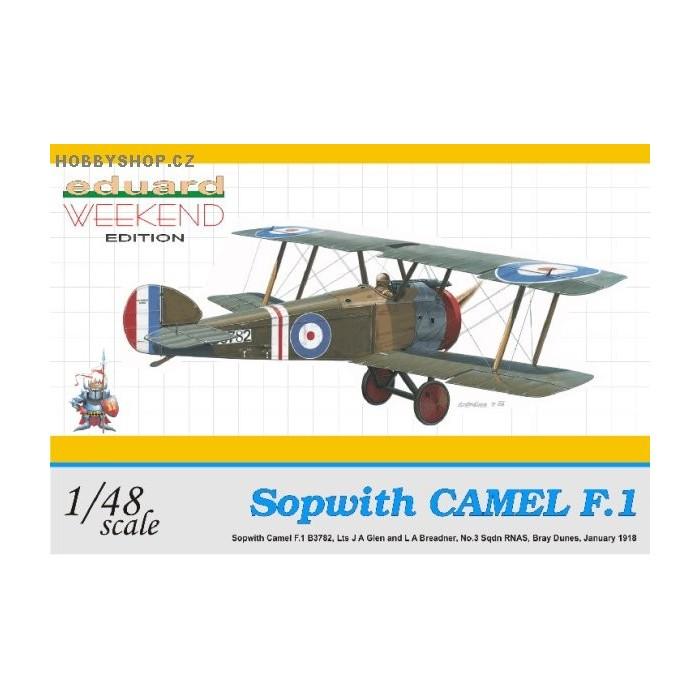 Sopwith Camel Weekend - 1/48 kit