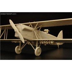 Letov S-16 - 1/72 PE set