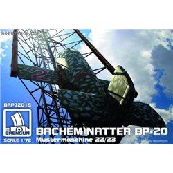 Bachem Natter 22/23 - 1/72 kit