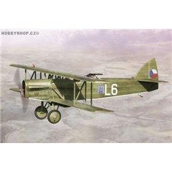 Letov S-16 Bomber and reconnaissance - 1/72 kit