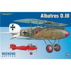 Albatros D.III - 1/48 kit